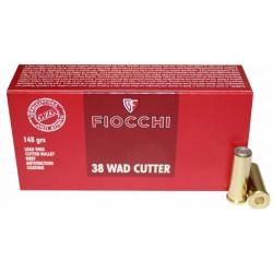 FIOCCHI CALIBRE  38 WADCUTTER