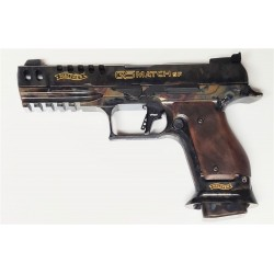 PISTOLET WALTHER Q5 MATCH SF VINTAGE 9MM