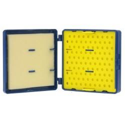 Boîte de rangement pour 100 plombs 4.5mm