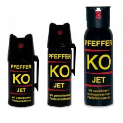 Gaz de défense PEPPER-KO