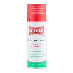 Huile Ballistol  aérosol 200ml