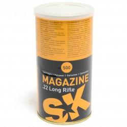 Cartouches cal.22lr - SK - Magazine...