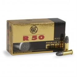 Cartouches cal.22lr - RWS - R50