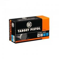 Cartouches cal.22lr - RWS - Target...